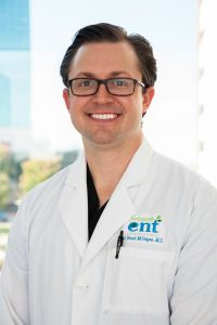 Dr. Bradley McIntyre Voted best ent doctor fort worth