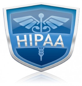 HIPAA Privacy Policy logo