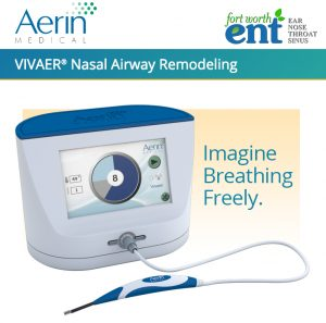 Vivaer Specialists at Fort Worth ENt and Sinus